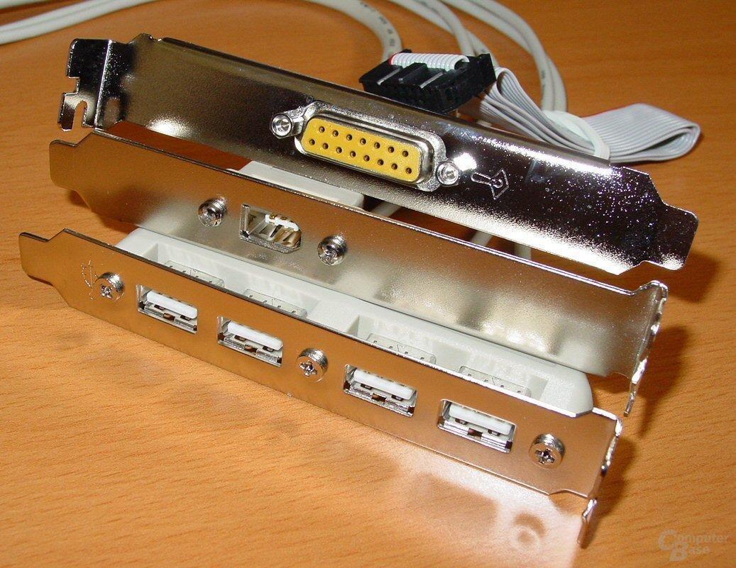 Asus P4C800-E Deluxe - Module