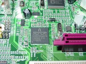 EPoX EP-4PCA3+ - Broadcom Gigabit LAN