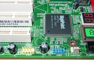 EPoX EP-4PCA3+ - HighPoint PATA Raid und USB Anschlüsse