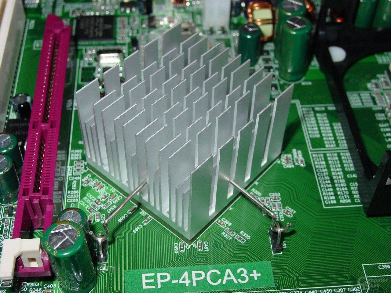 EPoX EP-4PCA3+ - Kühlkörper
