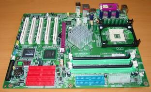 EPoX EP-4PCA3+ - Mainboard - 2
