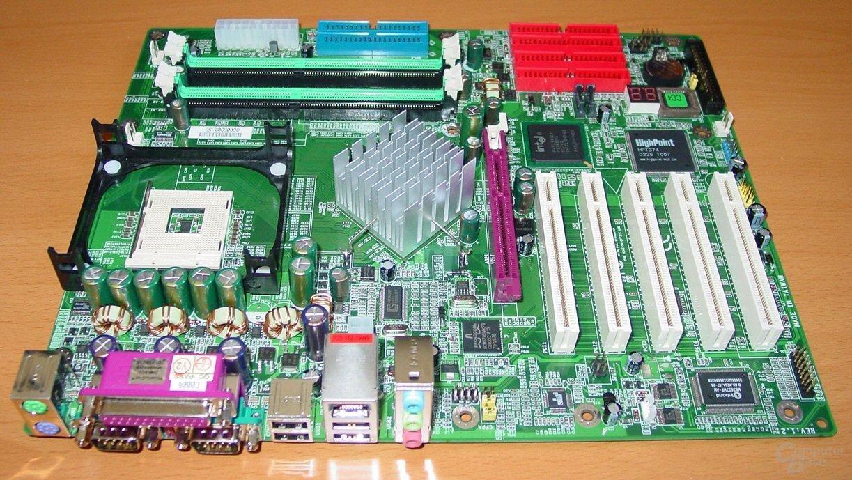 EPoX EP-4PCA3+ - Mainboard