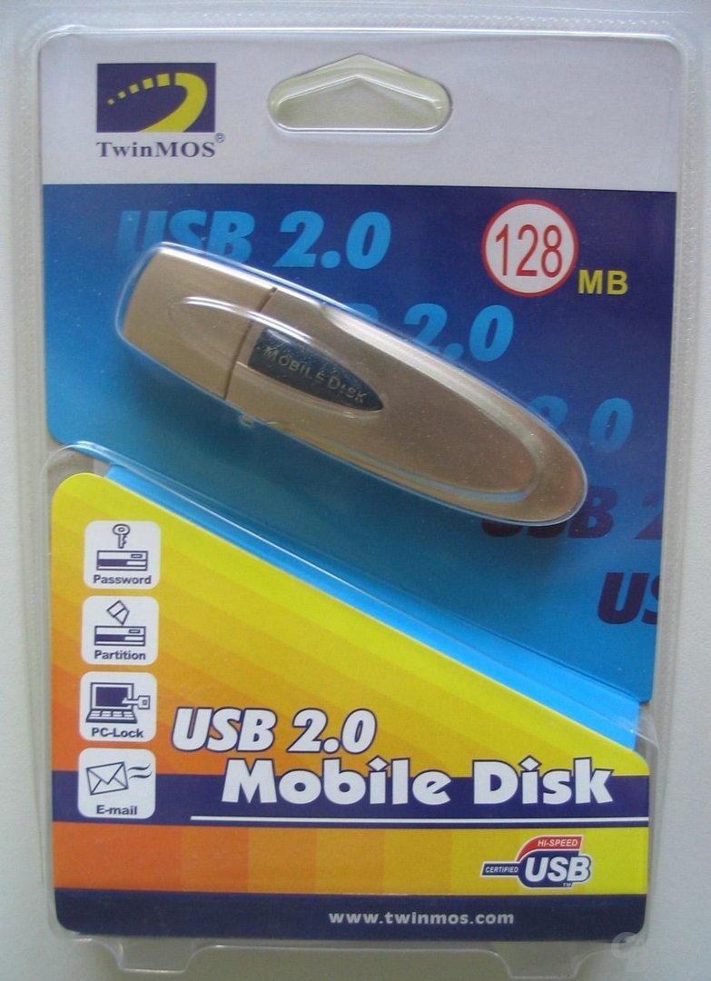 TwinMOS USB 2.0 Mobile Disk