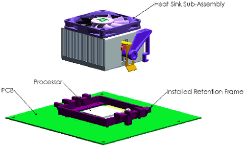 AMD Athlon 64 Referenzkühlerdesign 2_2