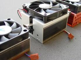 Athlon XP Kühler, Zwei Athlon 64 (FX) Kühler