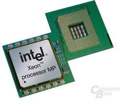 Intel Xeon MP mit Gallatin-Kern