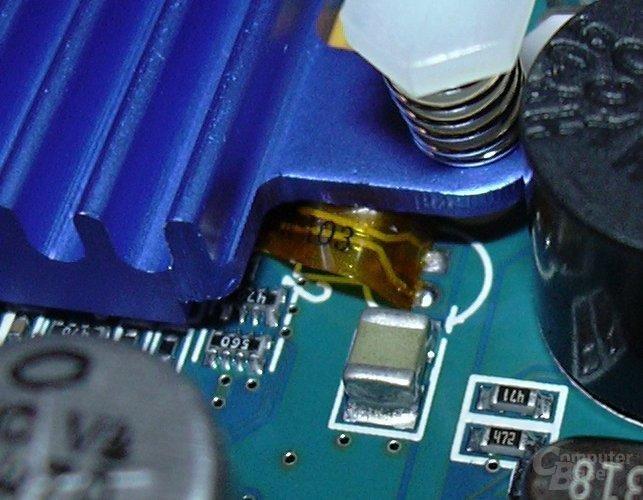 GBT R9500p - Temp Sensor