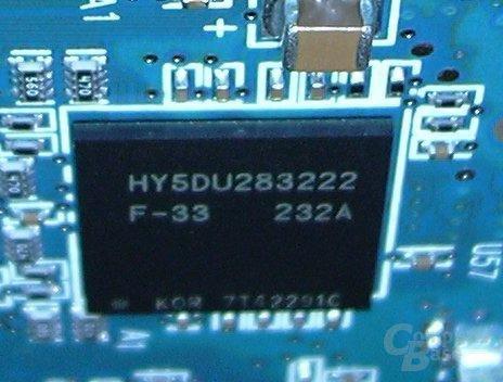 GBT R9500p - RAM Detail