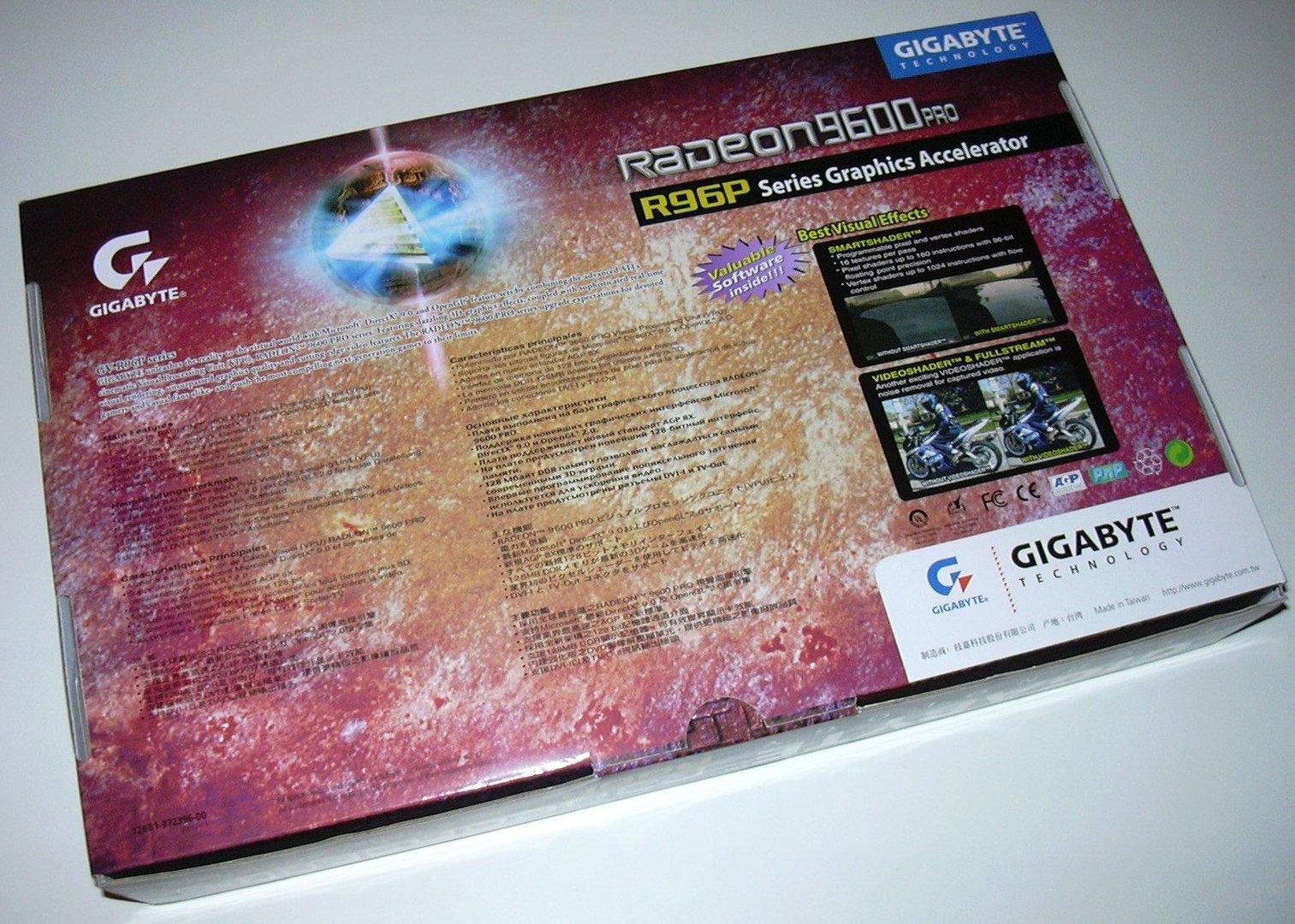 GBT Packung Rückseite