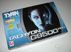 GBT R9500p - Packung Front