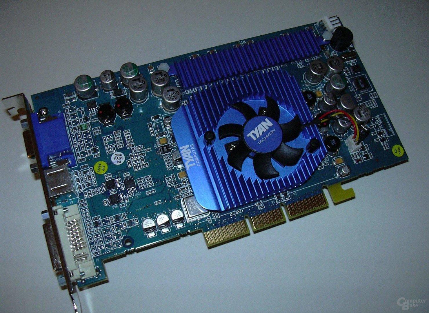 GBT R9500p - Karte Front