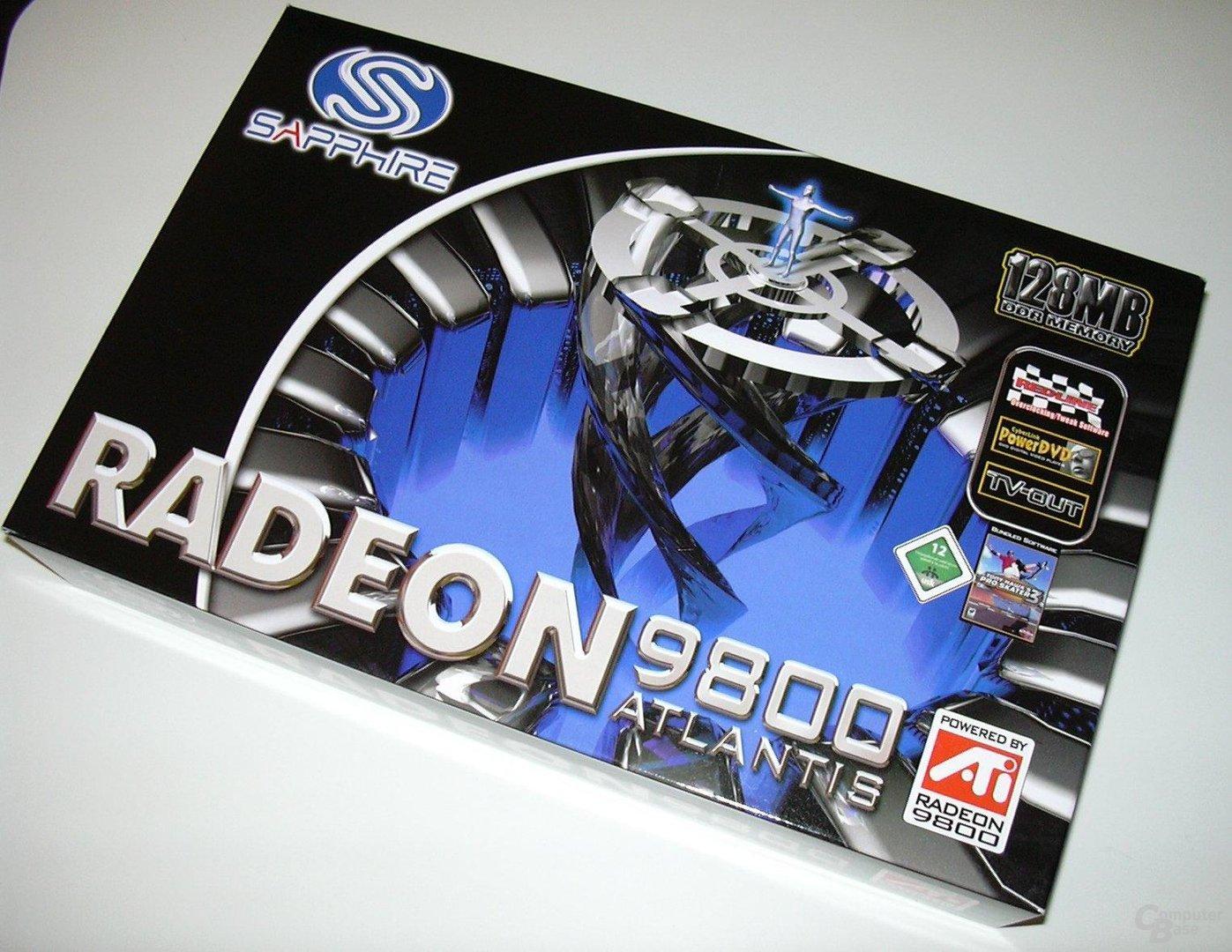 R9800 Packung Vorderseite