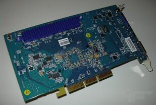 GBT R9500p - Karte Rück