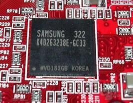 R9800 RAM Detail
