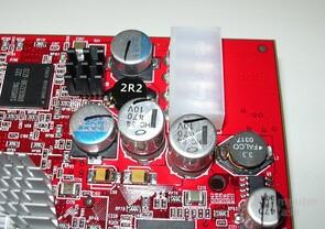 R9800 Stromanschluss