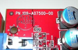 R9800 Karte PCB-Revision