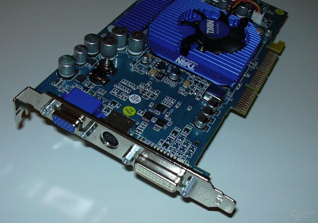 GBT R9500p - Karte Anschlüsse