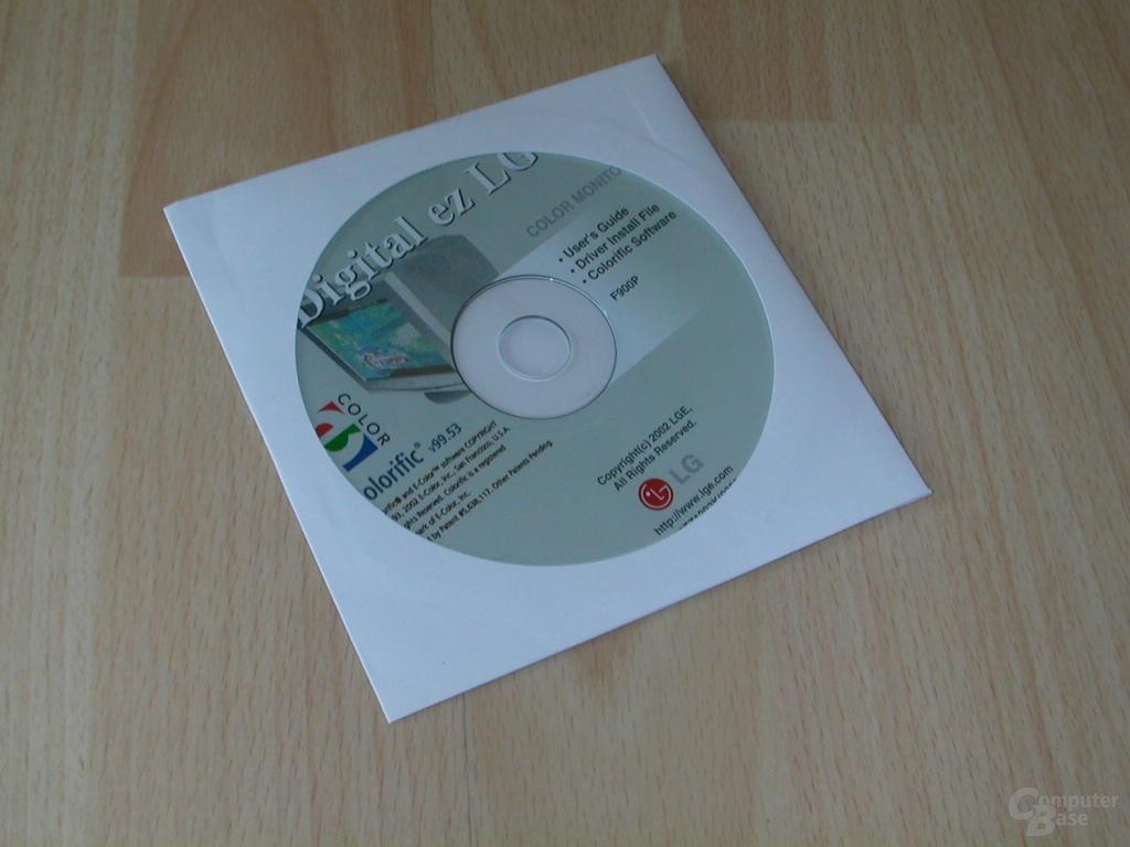 Software-CD
