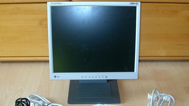 LG Flatron L1710B im Test: S-IPS-Panel als perfekter Allrounder