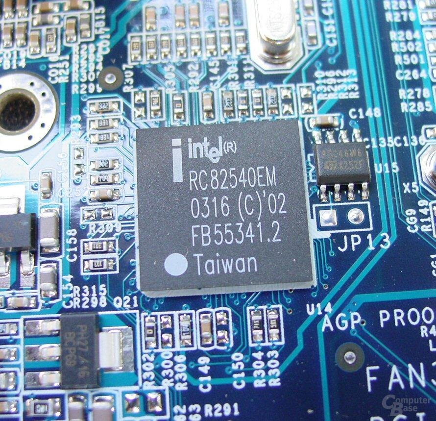 Intel Pro Gigabit-LAN