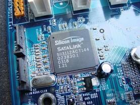 Silicon Image Serial ATA