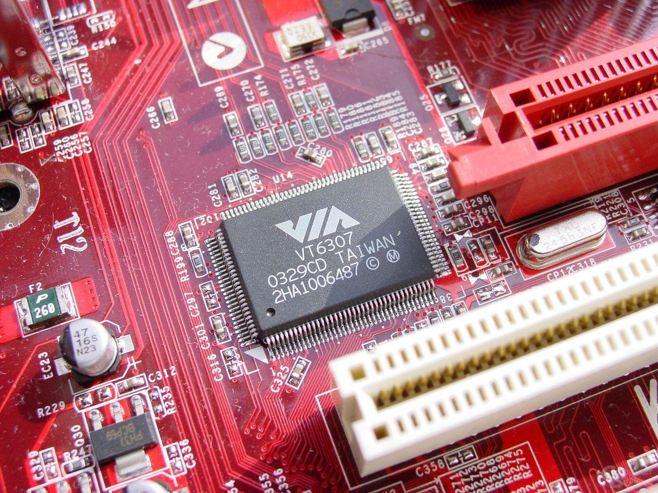 VIA VT6307 FireWire