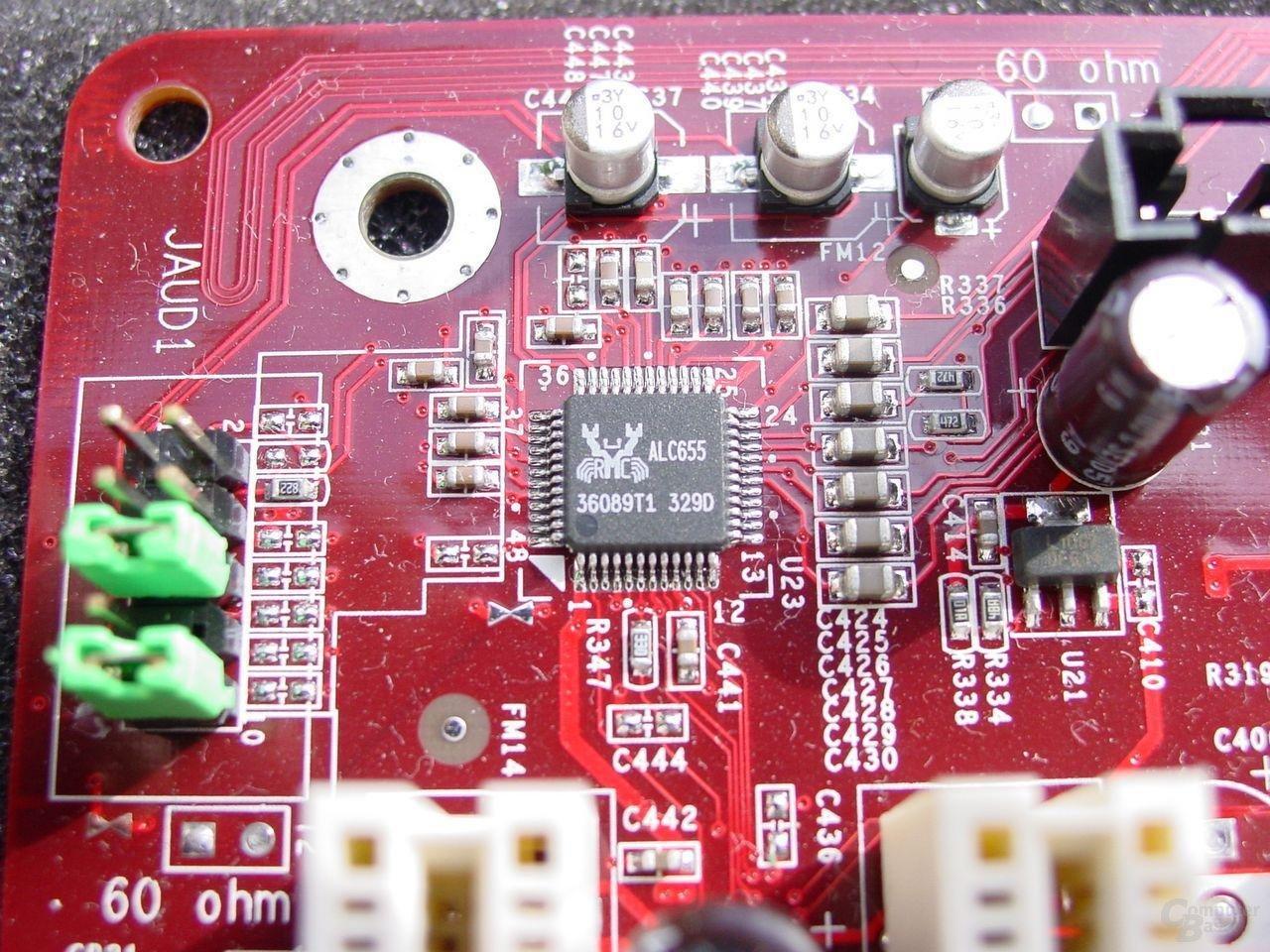 ALC655 Sound