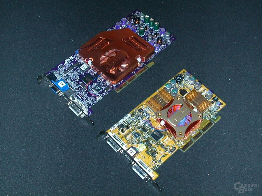 ASUS V9560 VideoSuite & V8460 Ultra