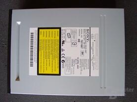 Sony DRU-500A von Oben