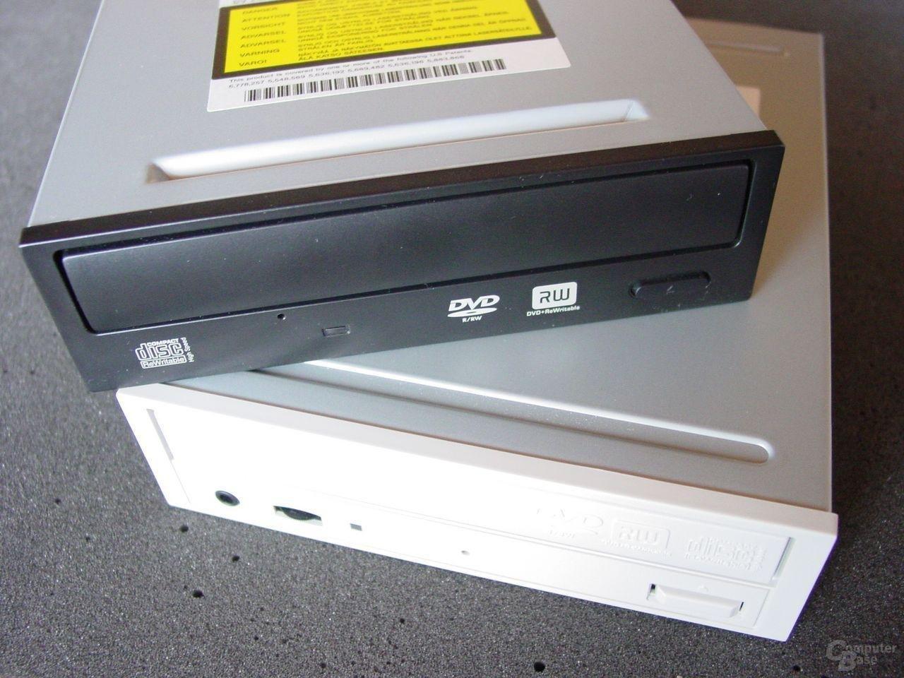 NEC ND-1300A vs. Sony DRU-500A