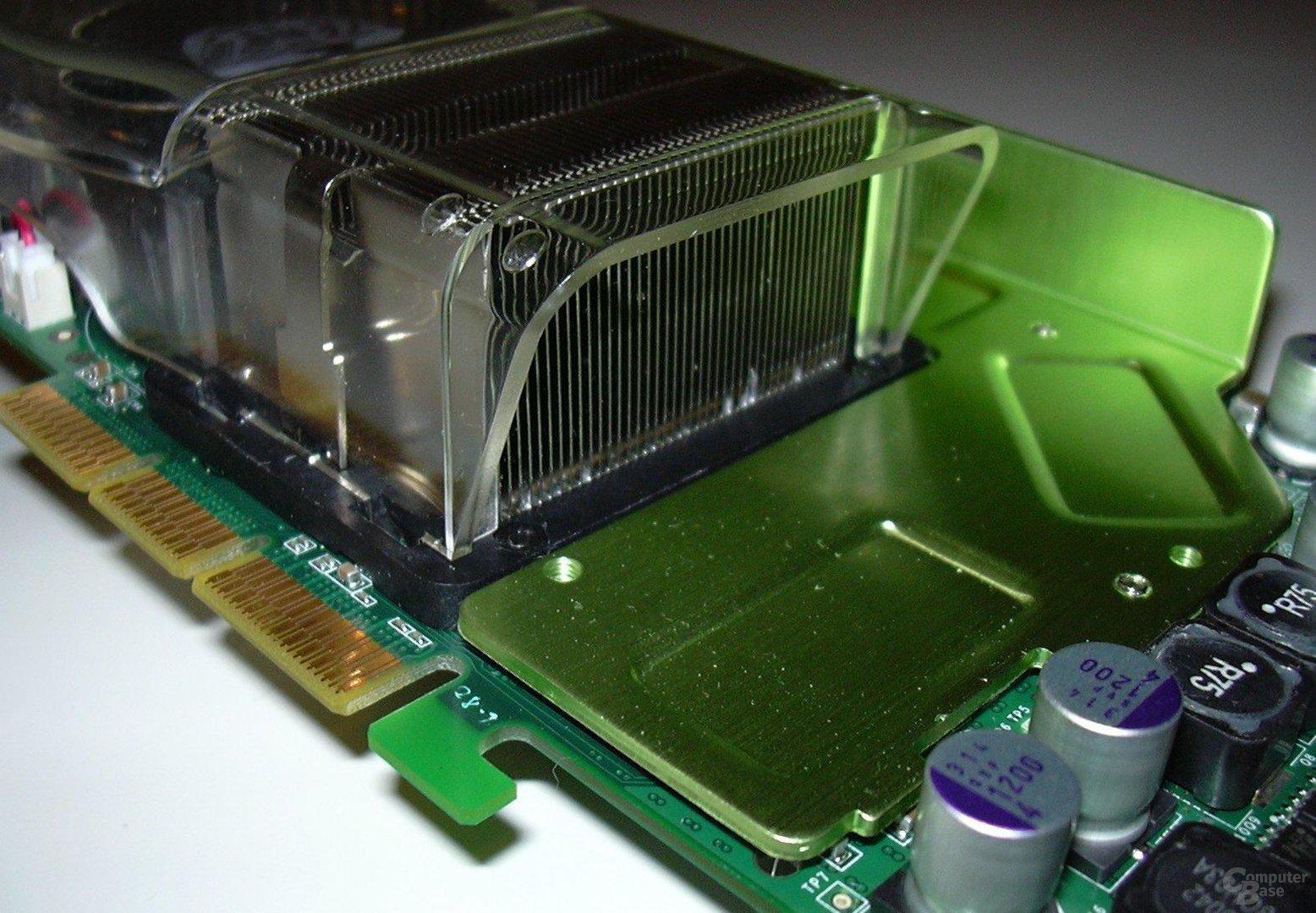 GeForce FX5950 GPU-Kühler