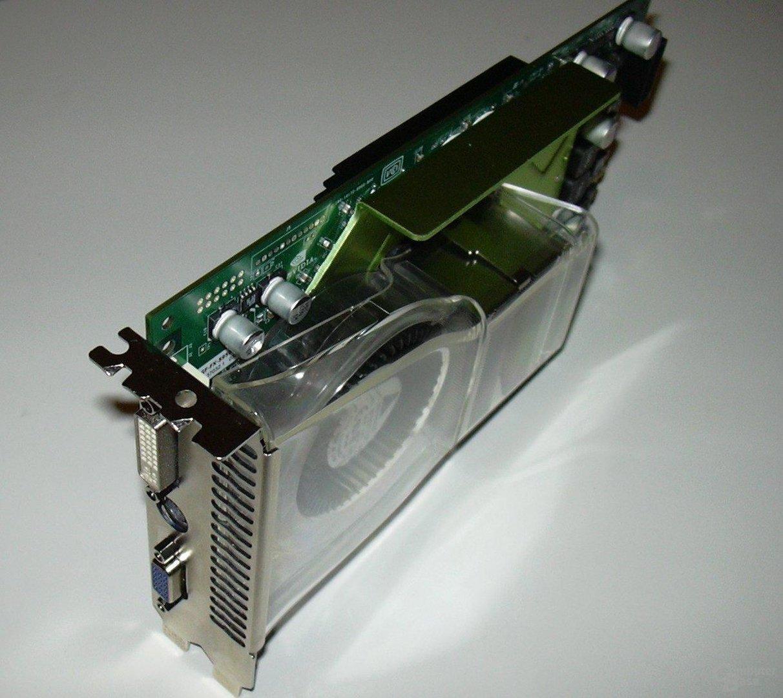 GeForce FX5950 RAM-Kühler