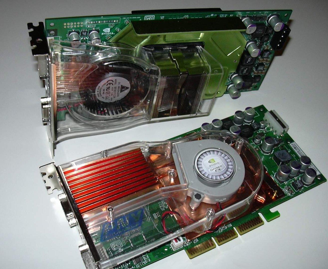 nV38 vs nV30 II