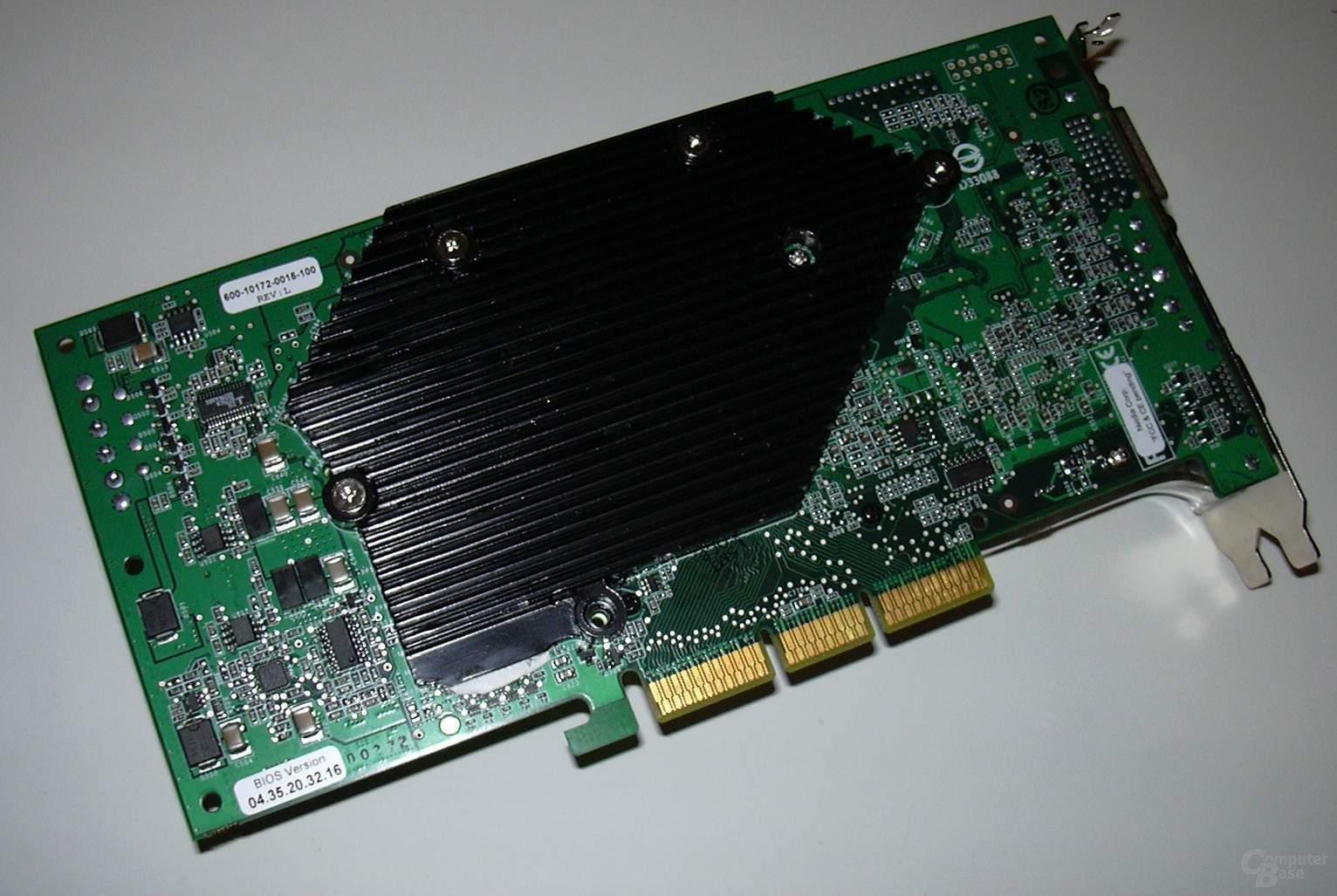 GeForce FX5950 Rückseite