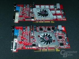 Radeon 9800 Pro 256MB & 128MB
