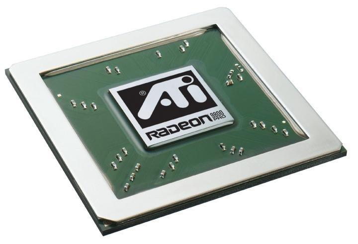 Radeon 9800 Pro Chip - R350