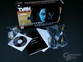 Tyan Tachyon G9800 Pro