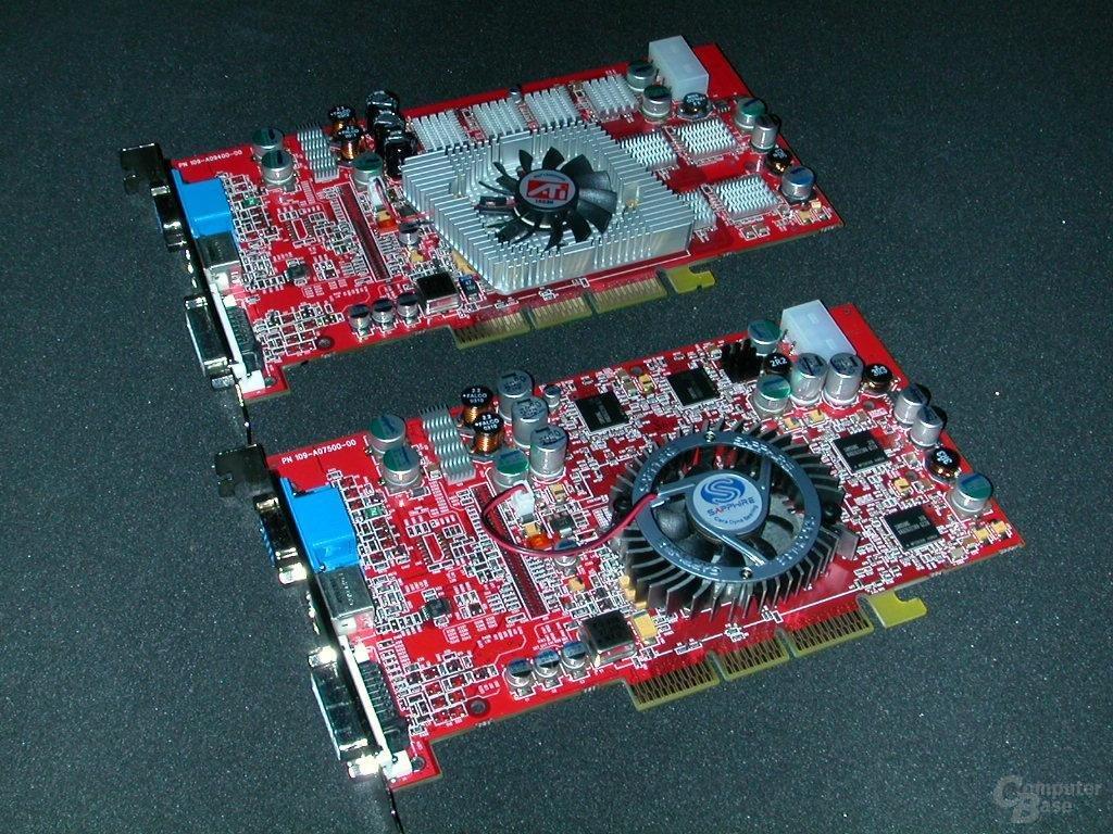 Sapphire Atlantis Radeon 9800 Pro 256 MB