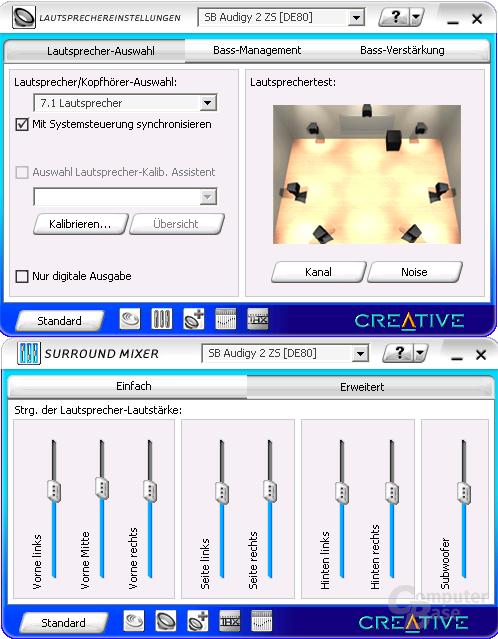 Creative-Mixer