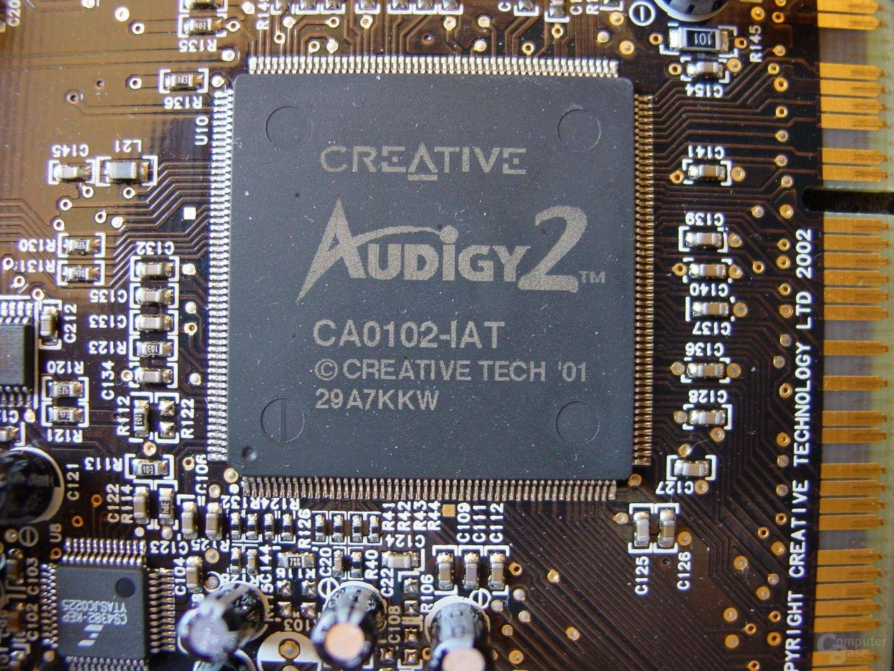 Creative Audigy 2 Chip
