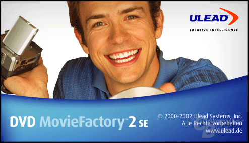 Ulead DVD Moviefactory 2 SE
