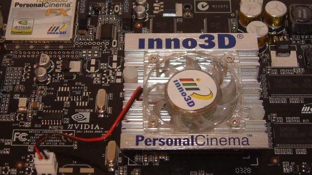 Inno3D PersonalCinema FX im Test: Grafikkarte mit TV-Tuner