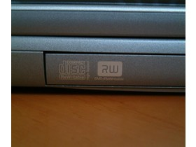 Eingebauter DVD+RW-Brenner