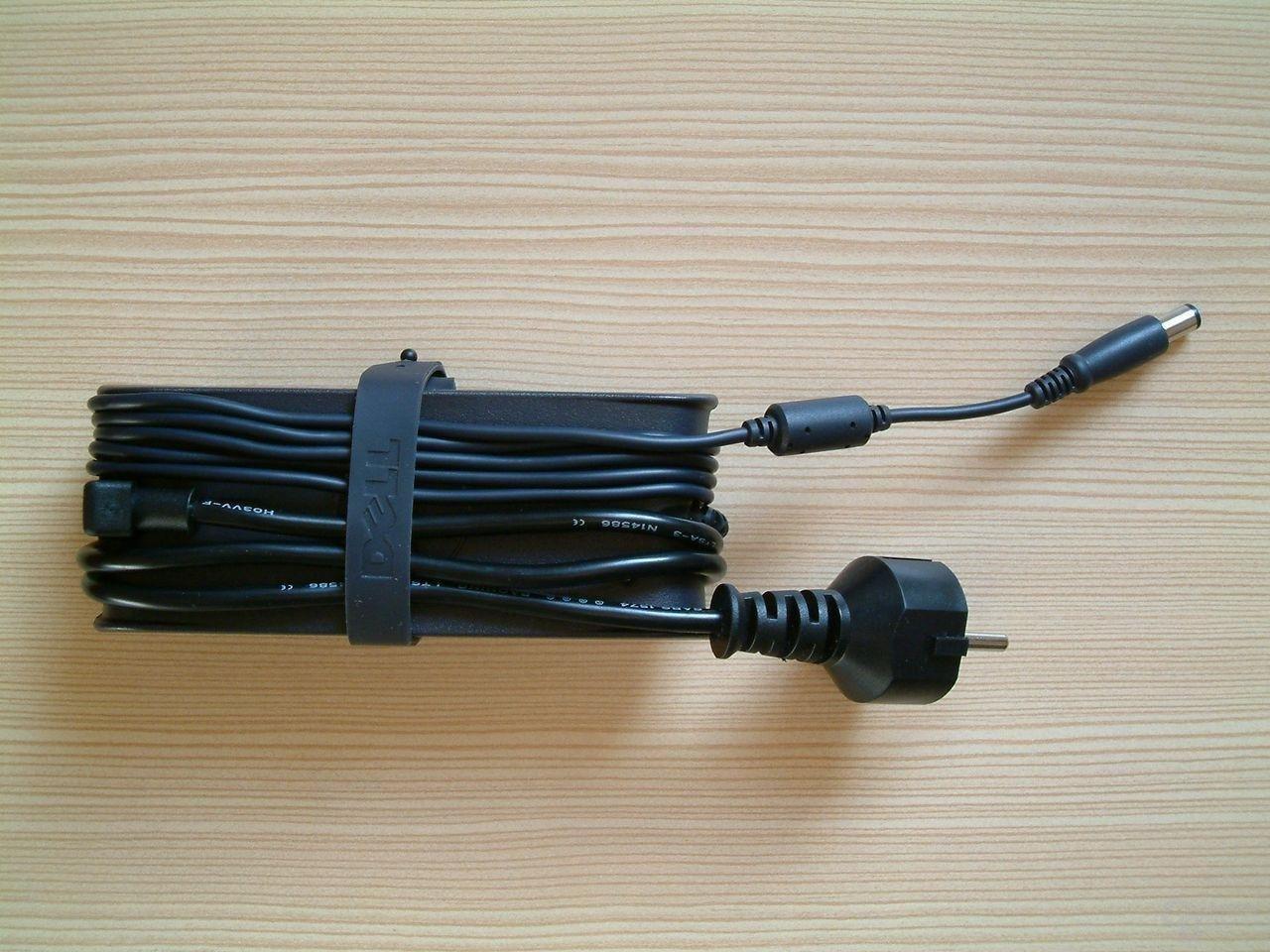 Netzteil mit integriertem Kabelbinder