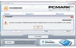 PCMark 2004