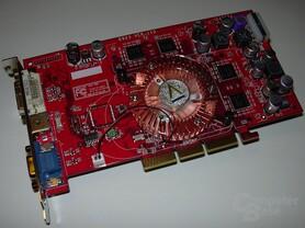 CL FX5200u Karte Front