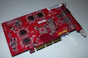 CL FX5200u Karte Rück