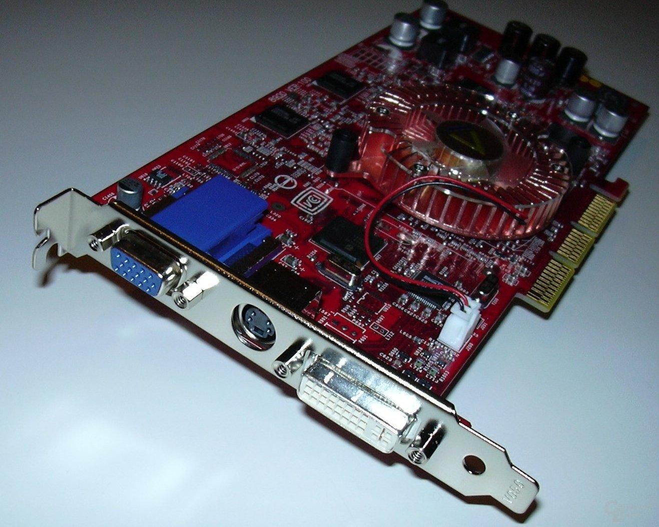 Ti4800 Slotblech Anschlüsse
