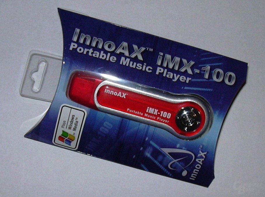 InnoAX in Verpackung