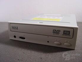 MSI DR4-A Fronansicht